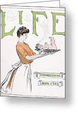 Magazine: Life, 1903 Greeting Card