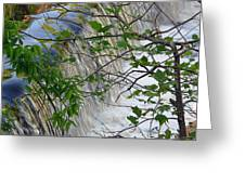 Magical Falls H Greeting Card