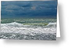 Majestic Ocean Greeting Card