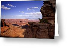 Majestic Views - Canyonlands Greeting Card