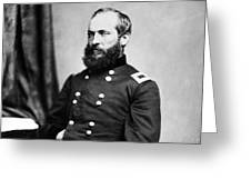 Major General Garfield, 20th American Greeting Card