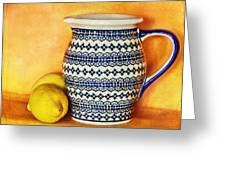 Making Lemonade Greeting Card