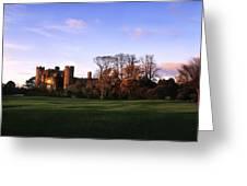 Malahide Castle, Co Fingal, Ireland Greeting Card