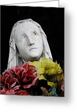 Mama Mary Greeting Card
