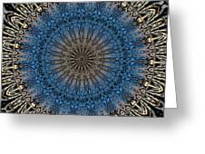 Mandala 111511d Greeting Card