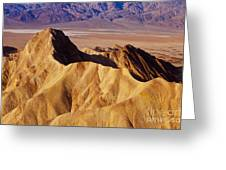 Manley Beacon Death Valley Greeting Card