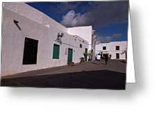 Manrique House Greeting Card