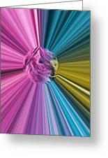 marabou Colour Splash Greeting Card