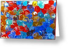 Marble Collection Abstract Greeting Card