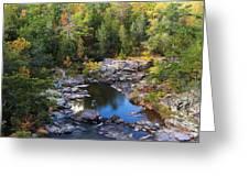 Marble Creek 1 Greeting Card