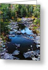 Marble Creek 2 Greeting Card