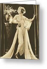 Marion Davies Greeting Card