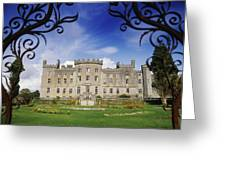 Markree Castle, Collooney, Co Sligo Greeting Card