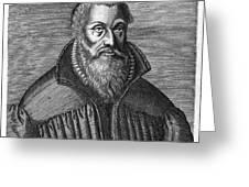 Martin Chemnitz (1522-1586) Greeting Card