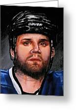Marty St. Louis Greeting Card