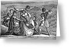 Martyrdom: Saint Julian Greeting Card by Granger