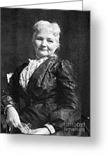 Mary Jones (1830-1930) Greeting Card