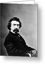 Mathew Brady (c1823-1896) Greeting Card