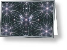 Matrix Greeting Card