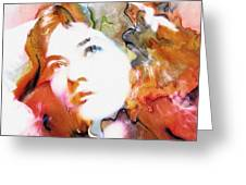 Maude Fealy 2 Greeting Card
