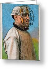 Maurice Riley Powers Greeting Card