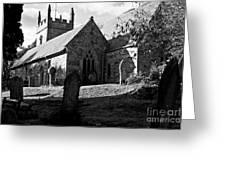 Mawnan Smith Parish Church Greeting Card