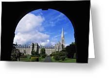 Maynooth Seminary, Co Kildare, Ireland Greeting Card