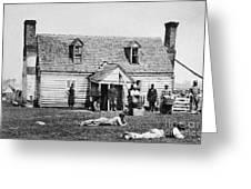 Mcclellans Headquarters Greeting Card