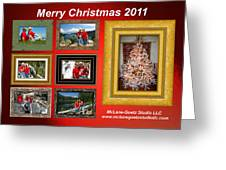 Mclanegoetz Studio Christmas Card Greeting Card