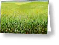 Meadow Four Greeting Card