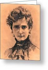 Medora Greeting Card