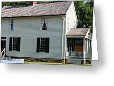 Meeks Store Appomattox Court House Virginia Greeting Card by Teresa Mucha