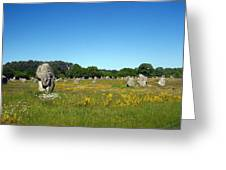 Megaliths - The Sequel Greeting Card