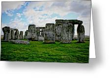 Megaliths Greeting Card