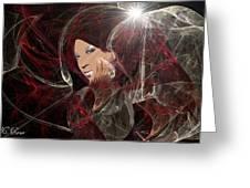 Melanie Amaro Greeting Card