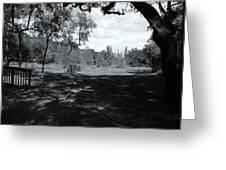 Memorial Trail Greeting Card