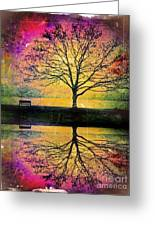 Memory Over Water Greeting Card