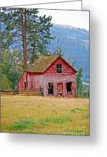 Merritt Farmhouse Greeting Card