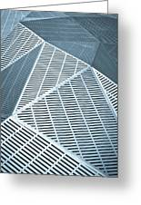 Metallic Frames Greeting Card