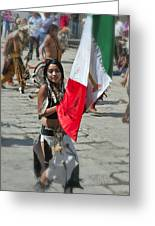 Mexican Heritage Greeting Card