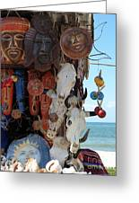Mexican Still Life Greeting Card