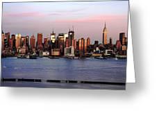 Midtown Manhattan 02 Greeting Card