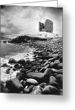 Minard Castle Greeting Card