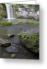 Minneopa Falls 36 Greeting Card