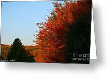 Minnesota Morning Greeting Card