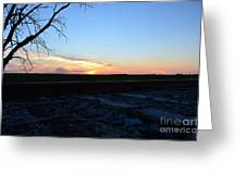 Minnesota Sunset 15 Greeting Card