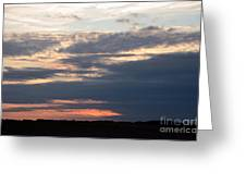 Minnesota Sunset 2 Greeting Card