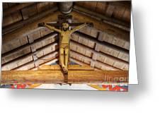 Mission San Antonio De Padua 2 Greeting Card