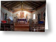 Mission San Antonio De Padua 3 Greeting Card
