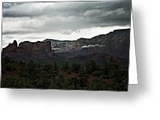Misty Mountain II  Greeting Card